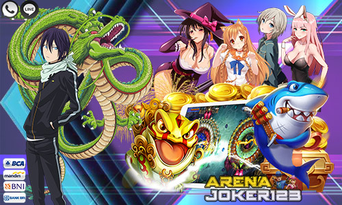 Gaming Slot Ikan Joker